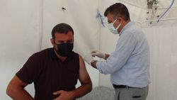 Van'da yoğun bakımda yatanların yüzde 98'i aşısız