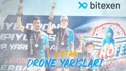 Bitexen Sponsorluğunda Drone Yarışçıları Spor Kulübü İlk Üçte Kupa Kaldırıldı