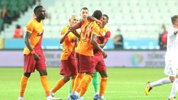 Galatasaray'dan Marcao ile ilgili ilk açıklama