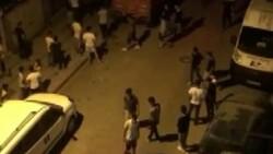 Sultangazi'de kaçak göçmenlerin gecekondusuna operasyon