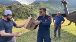 Kastamonu'da pilotun örnek davranışı büyük takdir topladı