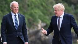 Joe Biden ile Boris Johnson, Afganistan'daki son durumu ele aldı