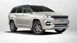 Compass'e büyük kardeş geldi: Yeni Jeep Commander tanıtıldı