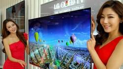 LG, OLED paneller için 2.8 milyar dolar yatırım yapacak