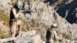 Hakkari'de 8 kişilik terörist grubu etkisiz hale getirildi