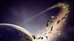Çin askeri uydusuna uzay enkazı çarptı