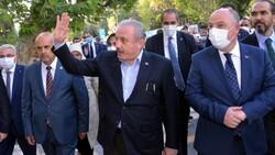 TBMM Başkanı Mustafa Şentop, Kahramanmaraş'ta