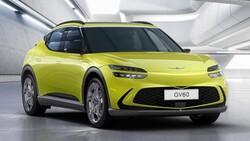 Genesis'in ilk elektrikli SUV modeli GV60 tanıtıldı