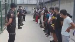 İstanbul'da 436 kaçak göçmen yakalandı