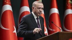 Cumhurbaşkanı Erdoğan, Merkel'in ardından Irak Başbakanı Mustafa Kazımi'yle görüştü