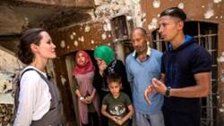 Angelina Jolie, Afganistan için Instagram hesabı açtı