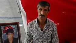 Nöbet çadırındaki babadan HDP'ye: Kürtün değil, Kandil'in partisisin