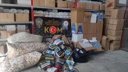 Adana'da kaçak tütün operasyonu: 4 gözaltı