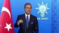 Ömer Çelik: Türkiye göçmen kampı değildir
