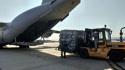 Türkiye, depremin ardından Haiti'ye yardım gönderdi