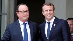 François Hollande: Macron bana ihanet etti