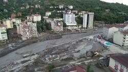 Sel oluşan Bozkurt'taki Ezine Çayı, 4 bin metrelik duvarla ıslah edilecek