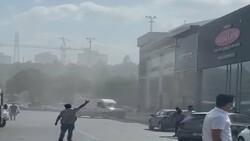 İstanbul İkitelli'deki sanayi sitesinde bina çöktü