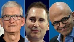 Apple, Amazon ve Microsoft yöneticileri Joe Biden ile görüşecek