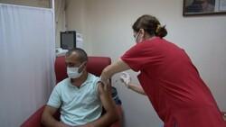 Rize'de aşı duyarlılığı arttı: Haritada renk mavi oldu