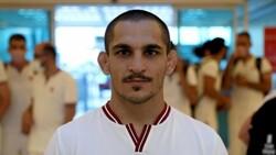 Milli judocu Recep Çiftçi bronz madalya kazandı
