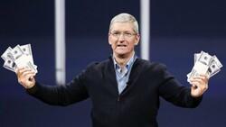 10 yıldır Apple CEO'su olan Tim Cook'a 750 milyon dolarlık hisse verildi