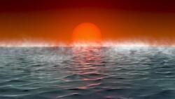 Yaşama elverişli ve suyla kaplı bir gezegen türü bulundu