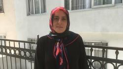 Kastamonu'da Murat Kurum'a sarılıp ağlayan kadın, duygularını anlattı