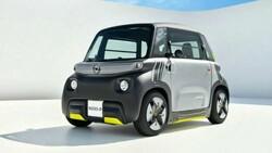 Opel, elektrikli şehir aracı Rocks-e'yi tanıttı