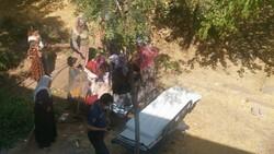 Diyarbakır'da akıma kapılan hastayı, yakınları hastane bahçesine gömmek istedi