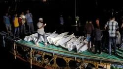 Bangladeş'te gemi kazası: 21 ölü