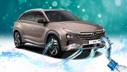 Hyundai, hidrojenle çalışan aracını tanıtacak