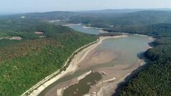 İstanbul'a su sağlayan barajların seviyesi yüzde 58,83'e geriledi