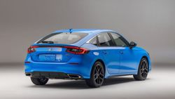 2022 Honda Civic Hatchback üretimi eylülde başlıyor