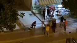 Antalya'da taciz şüphelisine dayak