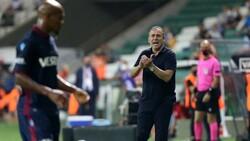 Abdullah Avcı: Trabzonspor hep yarışacak, mücadele edecek