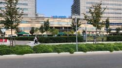 Bursa'da, hastane bahçesinde kalp krizi geçiren kadın öldü