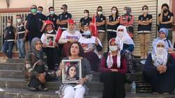 Diyarbakır'daki annelere, Almanya'da nöbet tutan anneden destek ziyareti