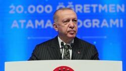 Cumhurbaşkanı Erdoğan, salgın döneminde eğitimde yapılanlar hakkında bilgi verdi