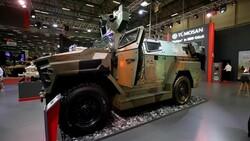 Türkiye'nin yeni zırhlı askeri aracı: Pusat