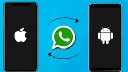 WhatsApp'a iOS'tan Android'e taşıma özelliği geldi