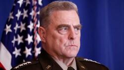 Mark Milley: Afganistan'da iç savaş çıkması yüksek ihtimal