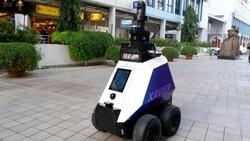 Singapur'da asayiş robotlara emanet
