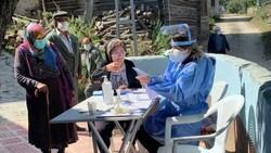 Kastamonu sel mağdurlarına korona aşısı yapıldı
