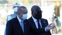 Cumhurbaşkanı Erdoğan, Kongo Demokratik Cumhuriyeti Cumhurbaşkanı Tshisekedi'yi kabul etti