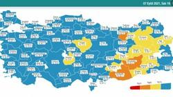 7 Eylül Türkiye'nin koronavirüs tablosu