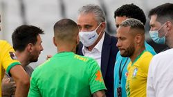 Brezilya-Arjantin maçına soruşturma