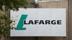 Lafarge kararı, Holcim hisselerini yüzde 4'ten fazla düşürdü