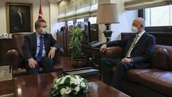 Türkiye-Mısır istişarelerinin ikinci turu sona erdi