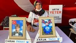 Diyarbakır annesi Rahime Taşçı: Bu çile artık bitsin